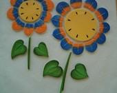 FO - BEAUTIFUL FLOWERS Set - Ceramic Mosaic Tiles