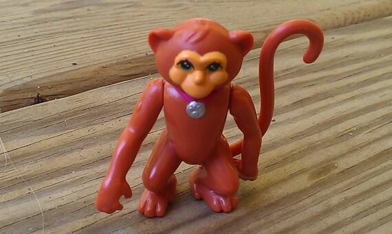 Littlest pet shop singe singe en plastique de jouet singe - Petshop singe ...