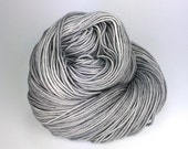 NICKEL - Hand Dyed Merino 8-ply Sport/DK Yarn