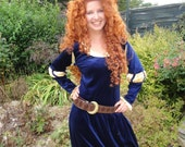 Princess Merida Brave Adult Costume Wig Style 2 - A True Enchantment Original