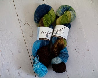 Aspen Sock yarn with nylon 'Brooks'