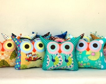 Room Decor  /Fill by your yourself /you choose colors & style/owl party favors/gift for children/baby room decor