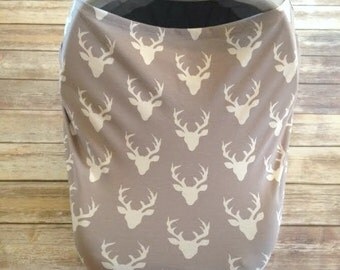 Stretchy Car Seat Cover   Nursing Cover   Shopping Cart Cover   You Pick your Jersey