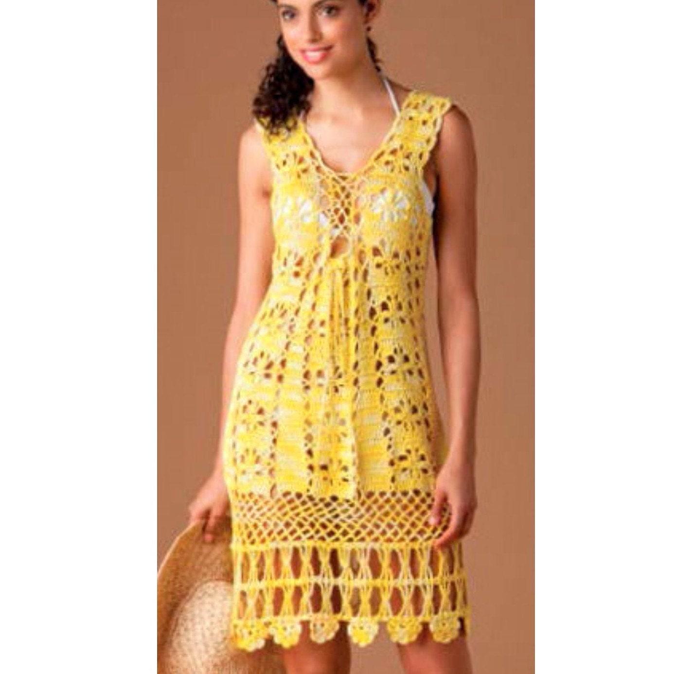 Instant download pdf vintage crochet pattern summer sun zoom bankloansurffo Images