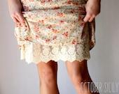 F1- Lace Slip, Dress & Skirt Extender *Style 1* Full Slip