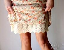 Lace Slip, Dress & Skirt Extender *Style 1* Full Slip