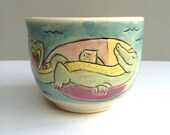 """Alligator Cup 1, """"Happier Times Ahead"""" Proceeds to Benefit Louisiana Flood Relief (Gator1)"""