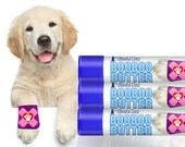BOO BOO BUTTER™ All Natural Balm for your Dog's Discomforts Three .15 oz tubes Bandaged Paw Label in Gift Bag Other Breed Labels Available