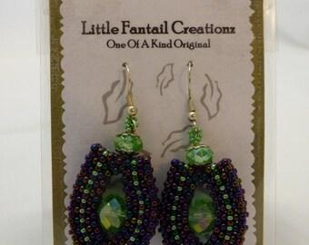 Purple's & Green