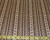 """Western Cowboy Cowgirl Cotton Fabric 42"""" Wide 1 Yard listing"""