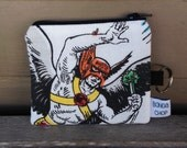 DC Comics Hawkman Wallet with ID Holder Recycled