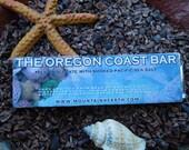Oregon Coast Milk Chocolate Bar with Smoked Sea Salt