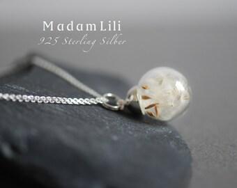 925 Silver True Dandelion Bracelet