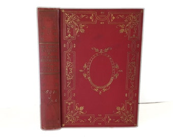 Hollow Book Safe Great Events by Famous Historians Vol XVII cloth bound Premium Binding