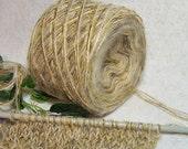 40% OFF Cream, Beige, Wheat Yarn, Creme Brulee Special Design Yarn, Super Soft Combo, Luscious Feel Yarn, YOMD, Bin 8