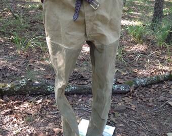 Vintage Red Head Brand Bone Dry Hunting Pants