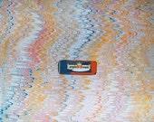 Papel marmolado,   cm 50 X 70  - 854