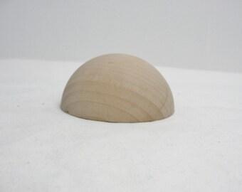 """3"""" Split wooden ball"""