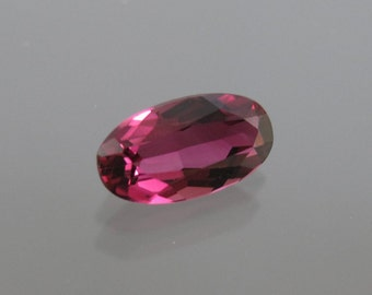 Natural Faceted Pink Tourmaline (Rubellite) Gemstone SALE 33% OFF
