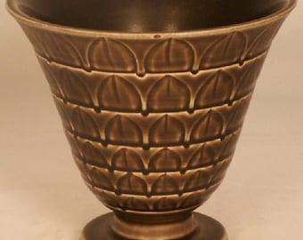 Royal Copenhagen Alumina Faience Vase