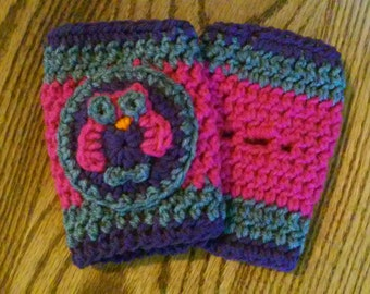 crochet knee pads for crawlers