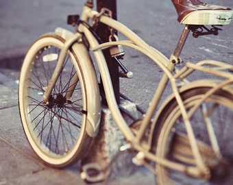 "New Orleans Bicycle Photography - ""NOLA Spokes"" french quarter bicycle photograph new orleans art louisiana   fine art print"