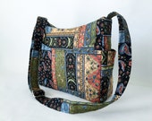 Cross Body Bag Vera Bradley Type Quilted Bag Made To Order