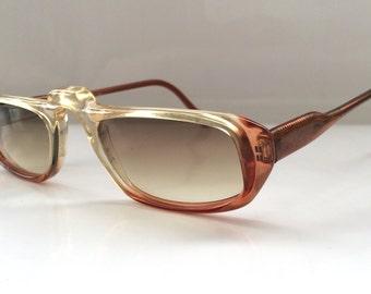 80s Vintage Italian Mint Reading Glasses Sunglasses