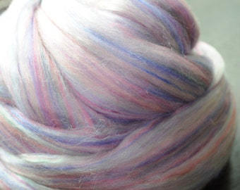 Unicorn Fluff (Superfine Merino/Tussah Silk/Mulberry Silk/Bamboo/Baby Camel/Faux Cashmere) - 4 oz