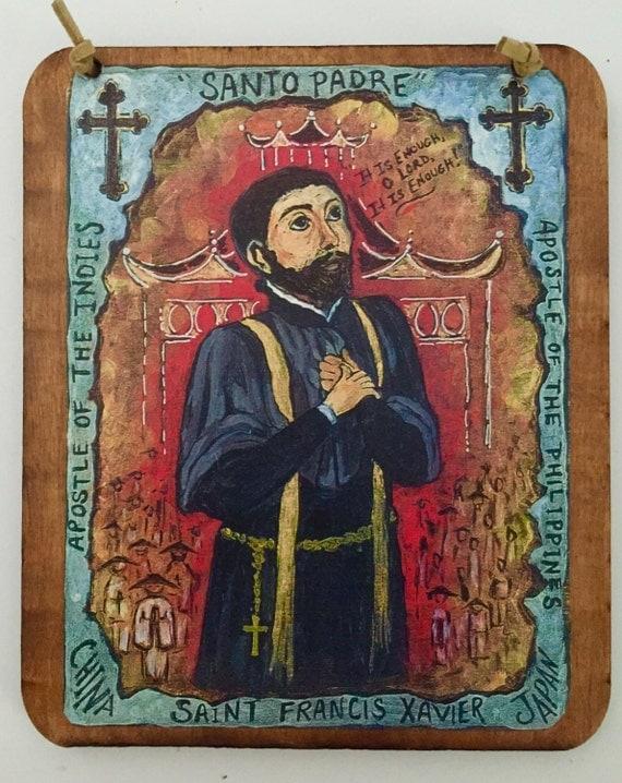 Saint Retablos