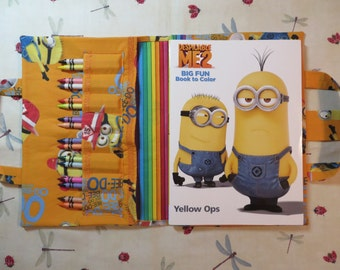 MINONS Take Everywhere Coloring Book
