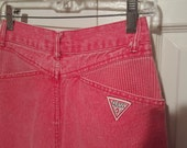 Red Guess Jeans for Chris