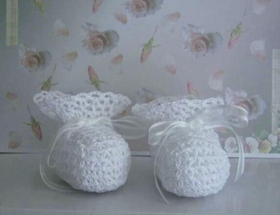 Thread Crochet Pattern Vintage Lacy Heirloom Christening