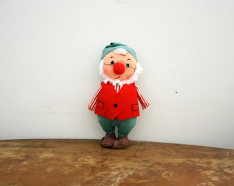 Vintage Dakin Dream Dolls Mr. Holly Elf  Christmas Toys