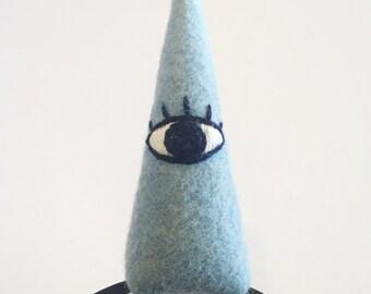 Third eye yoga monster horn headband halloween dress up costume