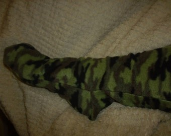 warm winter fleece snow socks CAMO  Print