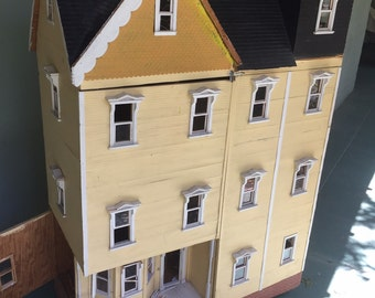 Doll House -four story homemade