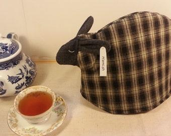 Sheep tea cozy, tea cosy: Hamish the sheep cozy