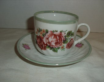 Made in Germany Cup and Saucer