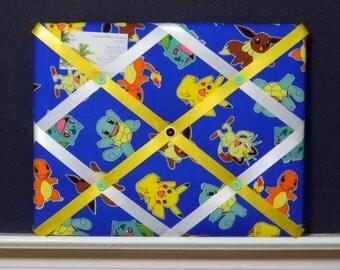 11 x 14 Pokemon Memory Board