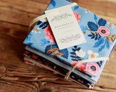 PRE-ORDER Rifle Paper Co. Les Fleurs Fat Quarter Bundle of 15