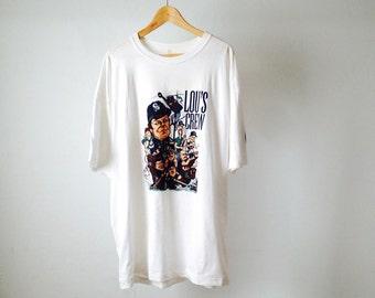 90s SEATTLE MARINERS vintage crewneck KEN Griffey Jr. Randy Johnson white xl t-shirt