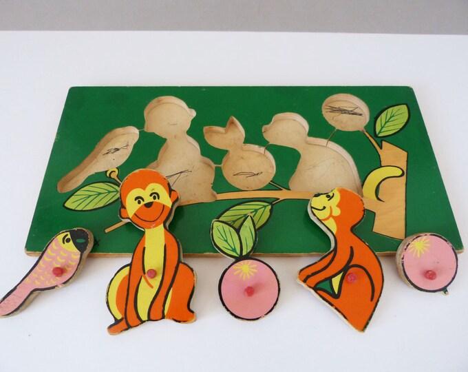Vintage Simplex monkey puzzle 1970's