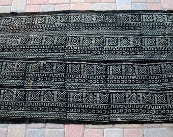 "African Mud Cloth 40""x70"""