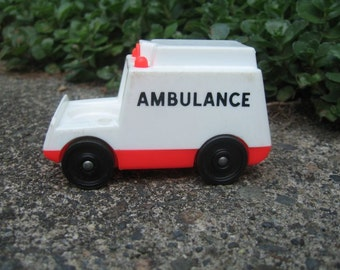 Fisher Price Little People Hospital Ambulance
