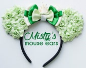 Inspired Tianna from Princesses and the frog Rose Mouse Ears