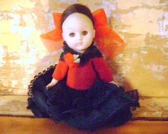 "Vintage 8"" Vogue Ginny Doll l984 Walking"