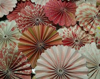 rosettes- Valentine