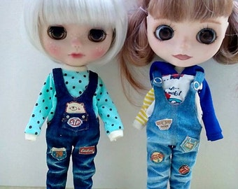 NB Vintage overalls 2 in 1 to have 2 vers.