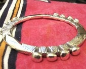Heavy Fulan design Bangle no 1aa